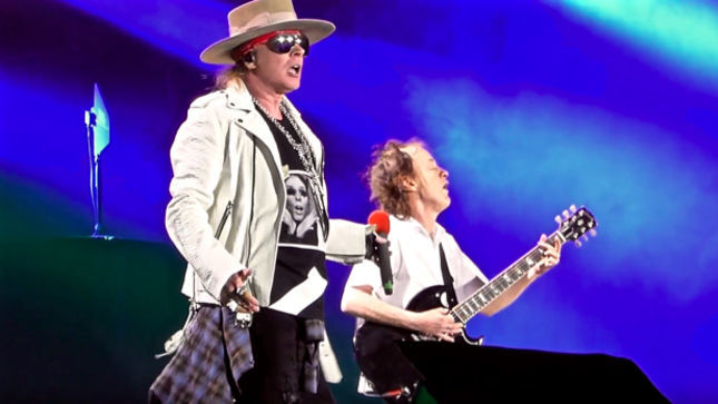 Roses management team member slams ac dc fans hating on axl rose
