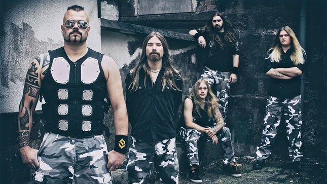 """SABATON Release """"In The Army Now"""" Digital Single"""