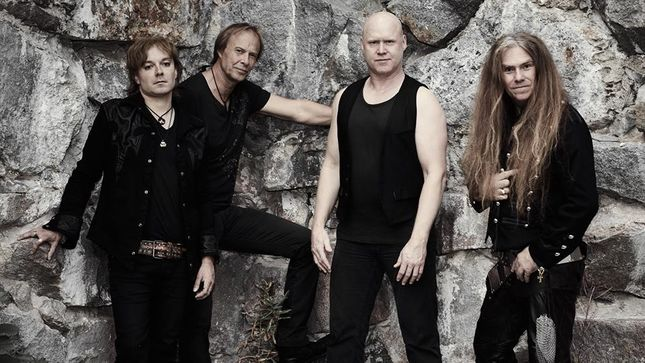 Bassist MAGNUS ROSÉN Forms New Band BLECKHORN With Former YNGWIE MALMSTEEN Vocalist Goran Edman