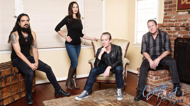 "GRAHAM BONNET On GRAHAM BONNET BAND – ""It's Like A Continuation Of Things That I Have Done Before"""