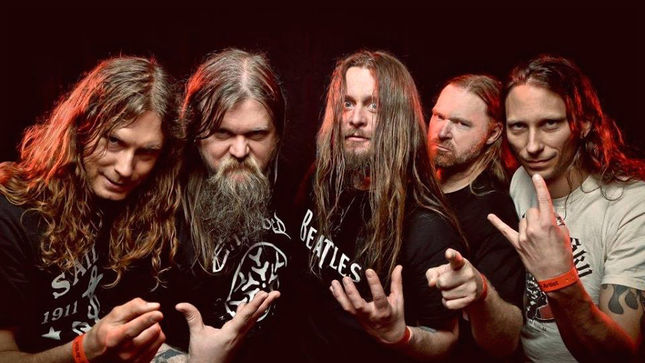 "ENSLAVED Streaming ""Heimvegen"" Track From The Sleeping Gods - Thorn Compilation"