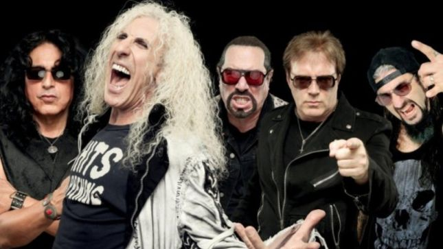 TWISTED SISTER's DEE SNIDER -