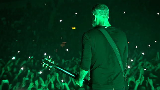 "IN FLAMES Release ""The Chosen Pessimist"" Video From Sounds From The Heart Of Gothenburg DVD"
