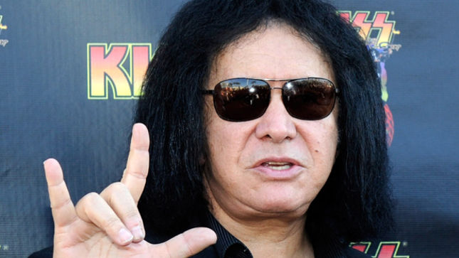 GENE SIMMONS Invites CREEM CIRCUS To Join Him In Philadelphia