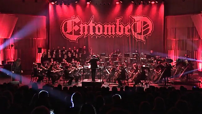 ENTOMBED - Clandestine / Malmö Special Edition 2CD + DVD Due In November