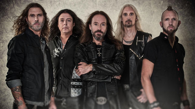 "HAMMERFALL Are Built To Last – ""We Wanted To Show The World That We Are Still Able To Make Good Songs"""