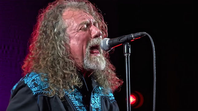 LED ZEPPELIN Legend ROBERT PLANT To Join NIGEL KENNEDY On Stage At Royal Albert Hall