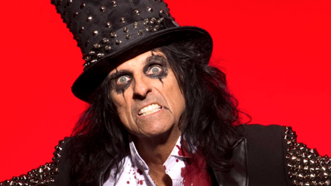 "ALICE COOPER's Tommy Henriksen Talks Possible New Record – ""I Know That There Is A Process Right Now Going On""; Interview Streaming"