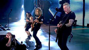 METALLICA Confirmed For Lollapalooza Shows In Brazil, Argentina And Chile