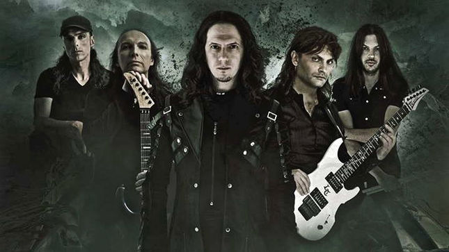 Luca Turilli's RHAPSODY Launch Video Trailer For Prometheus, The Dolby Atmos Experience + Cinematic And Live