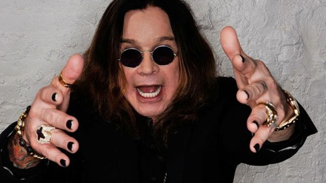 OZZY OSBOURNE Wants THE BEATLES Played At His Funeral
