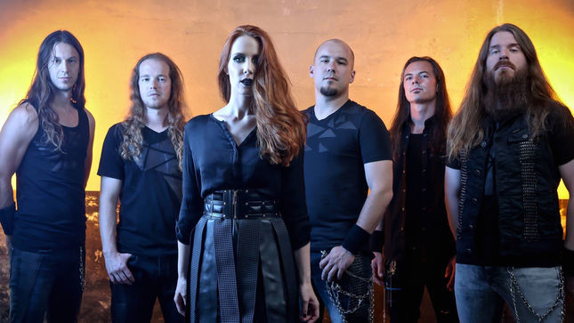 EPICA's The Holographic Principle Enters Charts Worldwide