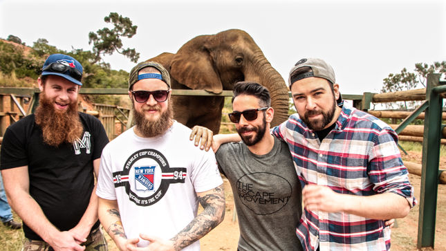 PROTEST THE HERO To Release Pacific Myth Album In November; Canadian Headline Tour Announced