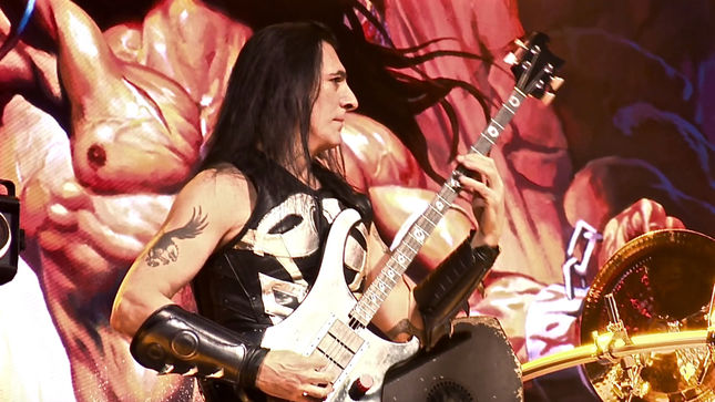 "MANOWAR - ""Call To Arms"" Live Video Streaming"
