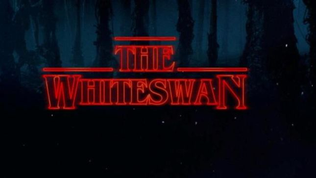 THE WHITE SWAN - Debut EP Featuring KITTIE Drummer MERCEDES LANDER Available