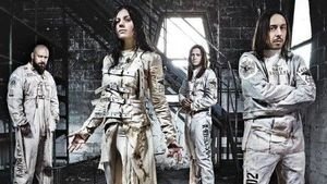 "LACUNA COIL Talk Delirium Album In New Video Interview - ""We Went Back To Our Roots A Little Bit More"""