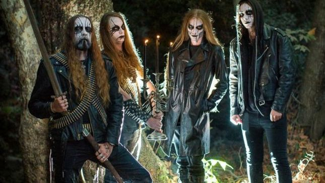 couple encounters black metal band coldvoid in woods