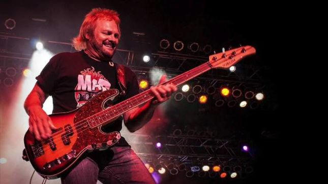 MICHAEL ANTHONY - Fire Things Up With Former VAN HALEN Bassist's Mad Anthony Hot Sauces