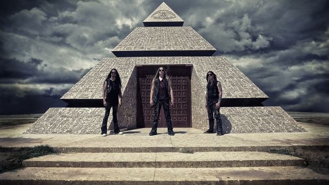 "ATHANASIA Release ""Spoils Of War"" Music Video From Upcoming The Order Of The Silver Compass Album"