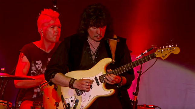 RITCHIE BLACKMORE'S RAINBOW - Live In Birmingham 2016 2CD / Digital Audio Release Due In June; Details Revealed
