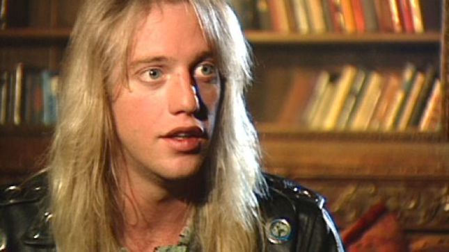 CHIP Z'NUFF Discusses Producing One Of JANI LANE's Final