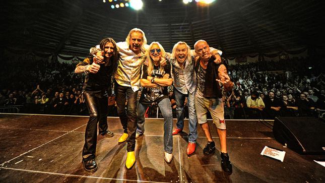 URIAH HEEP - BMG Announce Extensive Reissue Program Of Seminal Albums By British Hard Rock Legends