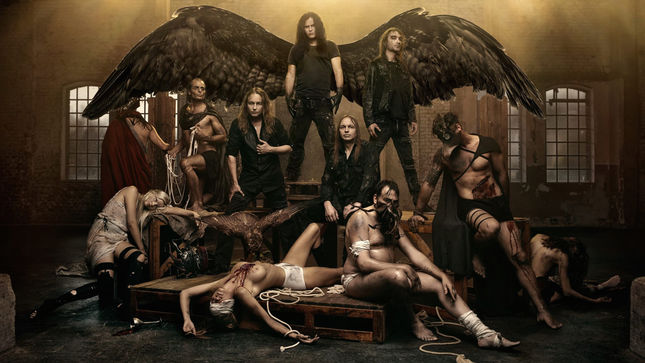 KREATOR - Official Gods Of Violence Video Trailer #3 Streaming