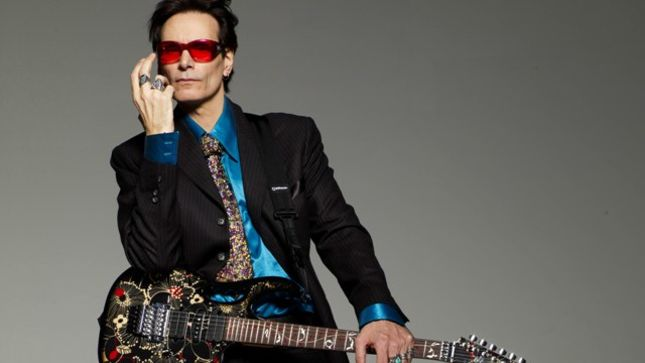 "STEVE VAI - ""I Played The Accordion; That's Actually Where I Learned How To Read Music And Started Writing Music"""