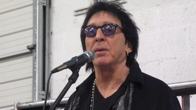 PETER CRISS – Original KISS Drummer Announces Last Live U.S., Australia Performances
