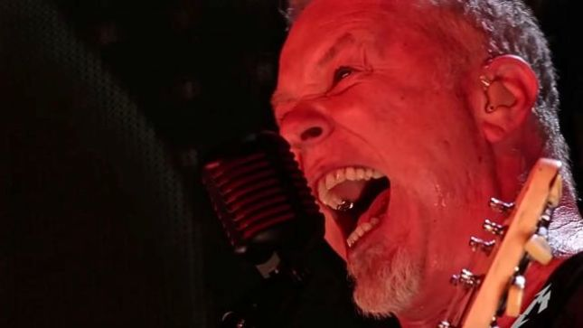 JAMES HETFIELD On Load / Re-Load Era -