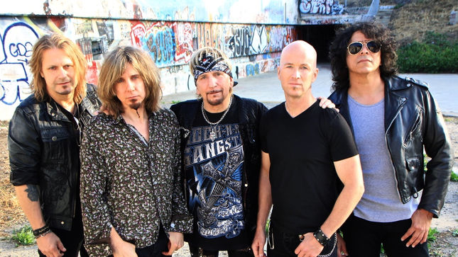 "Jack Russell's GREAT WHITE Debut New Single ""Blame It On The Night""; Audio Streaming"