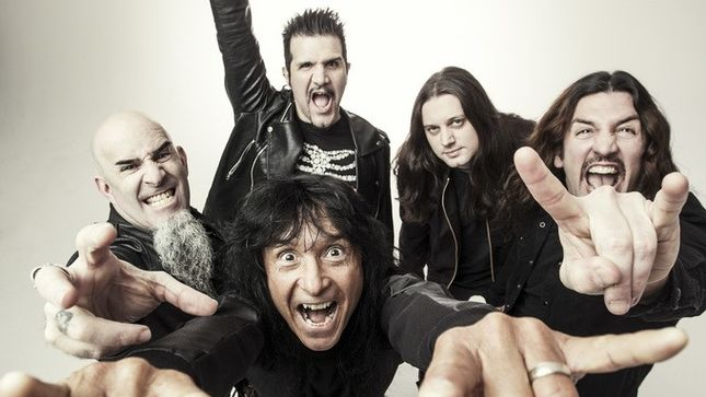 """ANTHRAX – Acoustic Version Of """"Breathing Lightning"""" Streaming"""