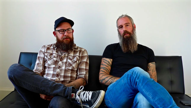 IN FLAMES Members Name Favourite Albums, Movies, Games And Events Of 2016; Video