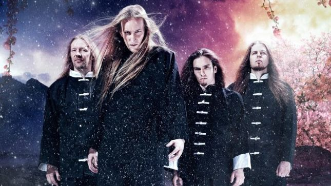 WINTERSUN Frontman To Focus On Being Full-Time Vocalist; Band Seeking Second Guitarist
