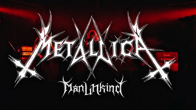 "Premiere: METALLICA Go Black Metal In New ""ManUNkind"" Video"
