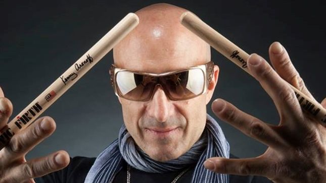 "KENNY ARONOFF Talks Sex, Drums, Rock 'N' Roll Autobiography - ""I Didn't Want To Do It"""