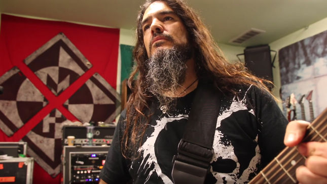 "MACHINE HEAD Frontman ROBB FLYNN Writes New Folk Song, ""Bastards""; Rehearsal Video Streaming"