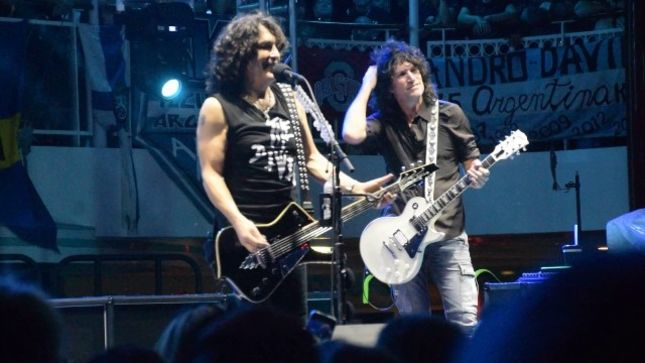 "KISS Perform ""Mainline"" And ""All The Way"" On KISS Kruise VI; Fan-Filmed Video Posted"