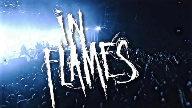IN FLAMES Nominated For Swedish Grammis Awards