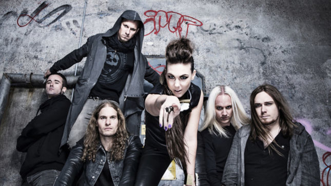 "AMARANTHE Wrap Up Maximalism European Tour - ""The Greatest Privilege And Profession Anyone Could Ask For"""