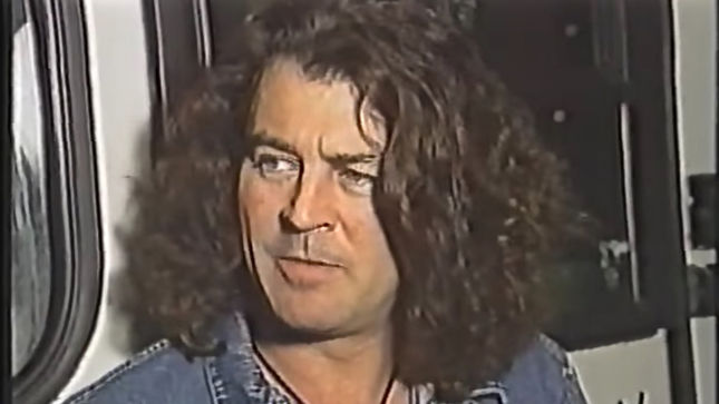 DEEP PURPLE Legend IAN GILLAN - Rare Video Surfaces From The 70s, 80s And 90s