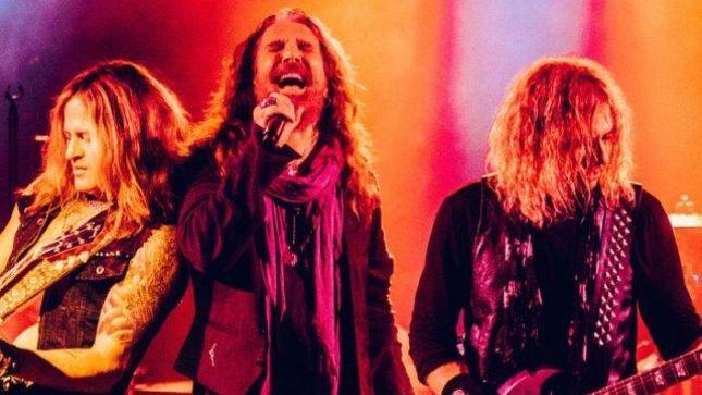 THE DEAD DAISIES - European Tour Video Recap Part 2