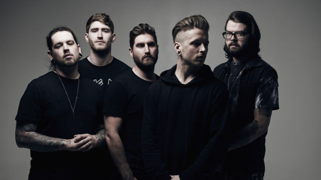 "BURY TOMORROW Release ""Cemetery"" Video"