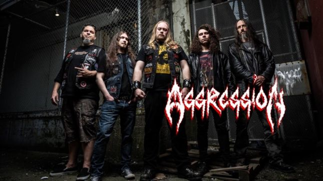 Former INFERNAL MAJESTY Singer Surfaces On New AGGRESSION
