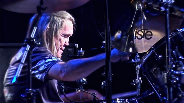 iron maiden drummer nicko mcbrain receives special navy