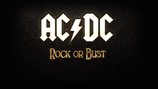 ac dc rock or bust world tour photo book coming in 2017. Black Bedroom Furniture Sets. Home Design Ideas