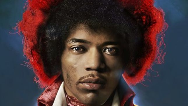"JIMI HENDRIX - Previously Unreleased Song ""Lover Man"" Available For Streaming"