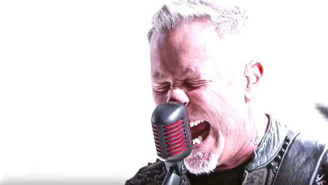 metallica unauthorized james hetfield biography due in april. Black Bedroom Furniture Sets. Home Design Ideas