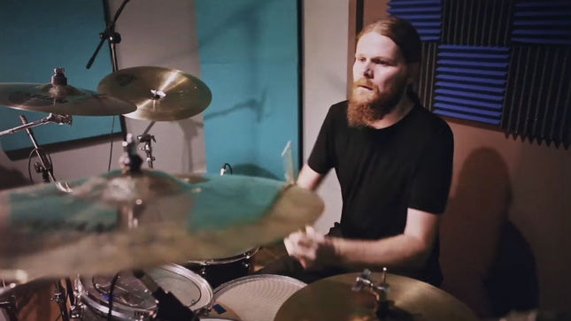 "AVULSED Post ""Hidden Perversions"" Drum Recording Session Video; Split 7"" EP With MERCYLESS Coming In Spring 2017"