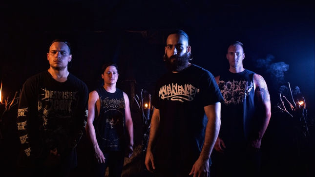 "AVERSIONS CROWN Release ""Prismatic Abyss"" Music Video"